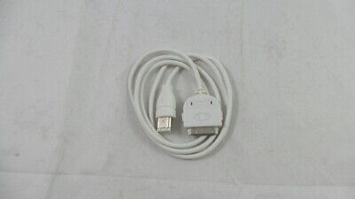 System Dock Connector to Fire Wire Cable for iPod