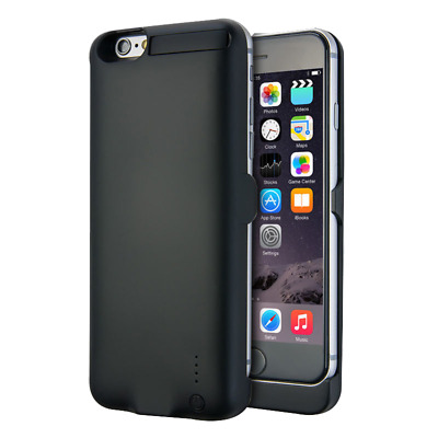 iPhone 6/s and iPhone 6/s Plus 10000 mAh Battery Pack Phone Case