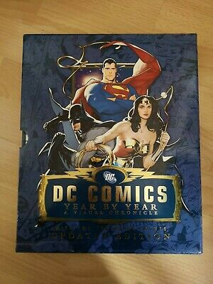 DK DC Comics Year By Year A Visual Chronicle Updated Edition