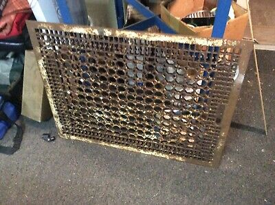 cast-iron heating grate or cold air return 34 x 26