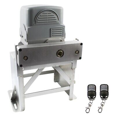 ALEKO Sliding Gate Opener For Super Heavy Gates Up To 100-ft 5700-lb Basic Kit