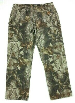 New Carhartt WorkCamo Dungaree B235 Work Pant Cotton Duck All Size Realtree Camo