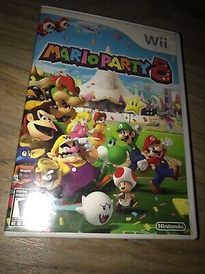Special Section Mario Party 8 Mario Party 9 Box And Manual Only 100% Original Video Games & Consoles