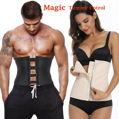 Fajas Reductoras Colombianas Latex Shaper Waist Cincher Trainer Girdle Shapewear