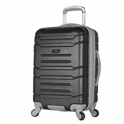 "Olympia Denmark 21"" Carry-on Spinner Case Dimensions: 21x14x9 inches"