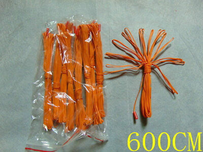 6m 20pcs/pack- coppe wire remote fireworks firing system-remote Yellow-wire