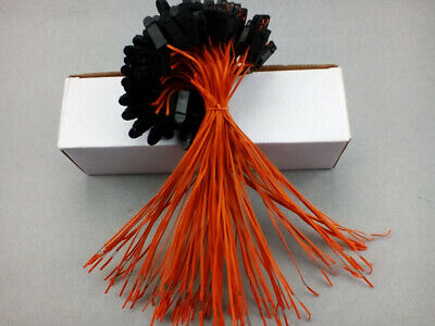 30cm 100pcs/lot orange wire fireworks firing system-11.81in connect wire display
