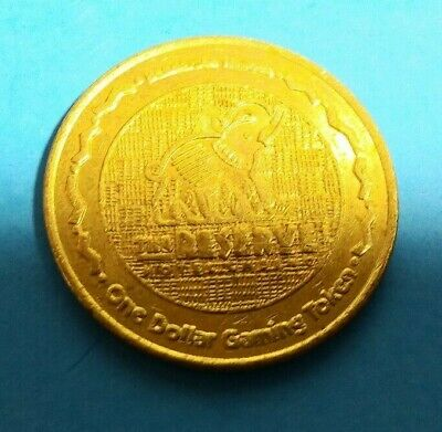 Obsolete The Reserve Hotel Casino Las Vegas Henderson $1 Gaming Token