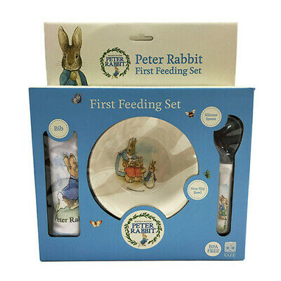 Beatrix Potter Peter Rabbit First Alimentation Ensemble