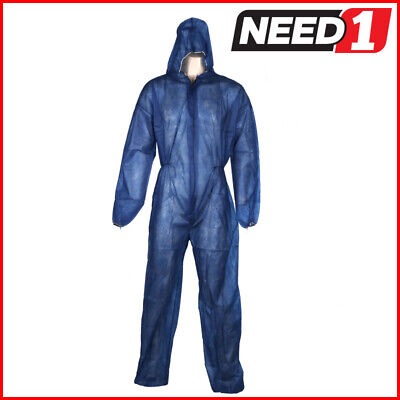 CovTech 25x Disposable Protective Coveralls Anti-Static Flame Resistant Size L