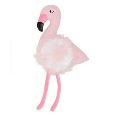 Living Textiles Character Nursery Decor Cushion - Flamingo
