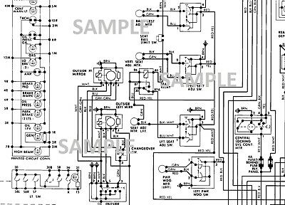 1983 Porsche 928 Wiring Diagram - Technical Diagrams on