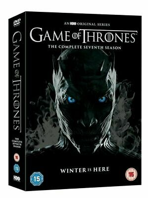 Game of Thrones Season 7 DVD New & Sealed Region 2 Fast & Free Delivery UK