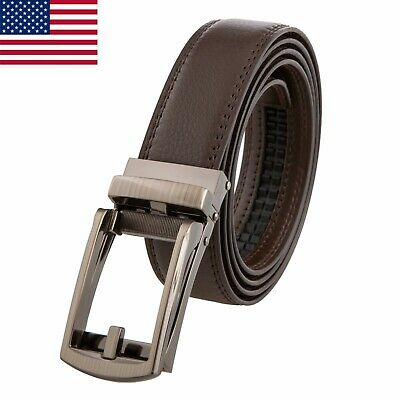 "US Comfort Click Belt For Men Automatic Lock Belt 28""-46"" As Seen on TV"