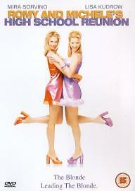 Romy And Michele's High School Reunion (DVD, 2006) New Sealed