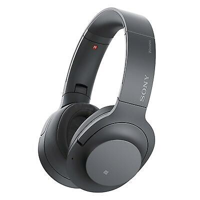 Sony WH-H900N Wireless Bluetooth Over-Ear Noise-Cancelling Headphones Foldable