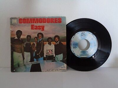 Commodores Easy - Can't Let You Tease Me Motown 3C006-99144