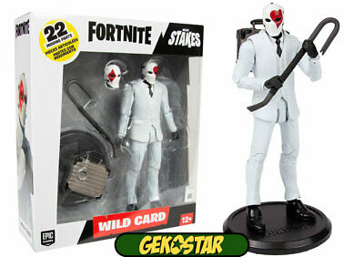 Wild Card Red - Fortnite Action Figure