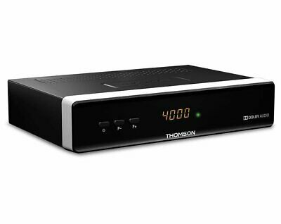 Thomson Ricevitore Satellitare Hd Ths222 Decoder Satellitare
