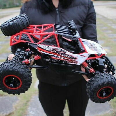 Monster Truck 2.4G RC Rock Climbing Car Off-Road Remote Control Drift Nitro 36Cm