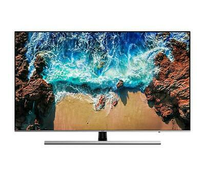"Samsung UE55NU8000 Tv Led 55"" 4K Ultra HD Smart Tv Wi-Fi Nero Argento Ue55nu8000"