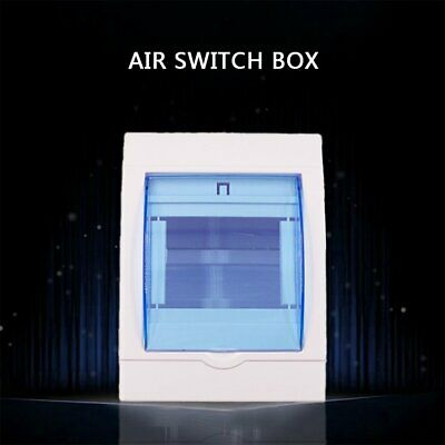 3-4 bit open installation distribution box air switch waterproof empty boxes FK