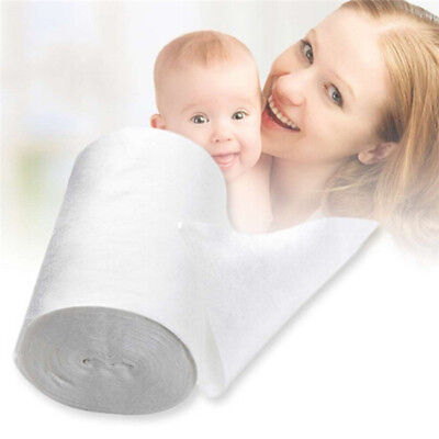Baby Flushable Disposable Cloth Nappy Diaper Bamboo Liners 100 Sheets IT