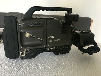 JVC KY19 3CCD Camera mit  canon macro tv zoom 75-97mm