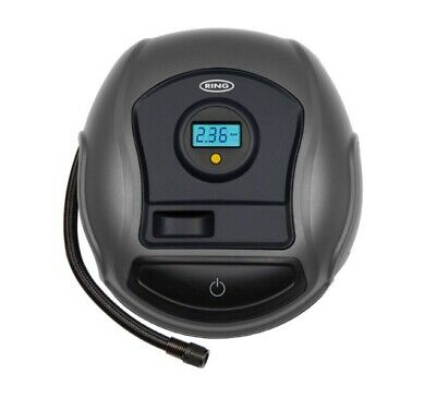 Tyre Inflator Ring Digital Inflates Tyre In Minutes NEW