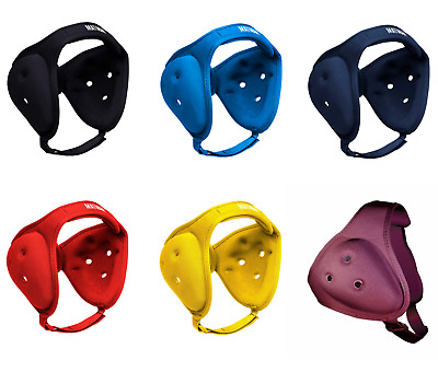 MatMan Wrestling | #34 | Ultra Soft Headgear Ear Guard MMA | Youth | All Colors