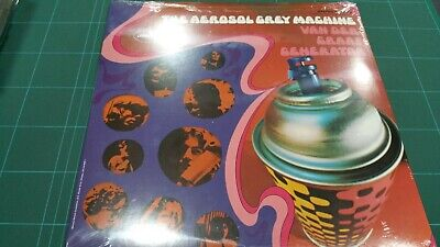 Van Der Graaf Generator - The Aerosol Grey Machine (Lp Vinile Sigillato 1990)