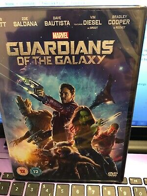 Marvels Guardians of The Galaxy DVD-new/sealed