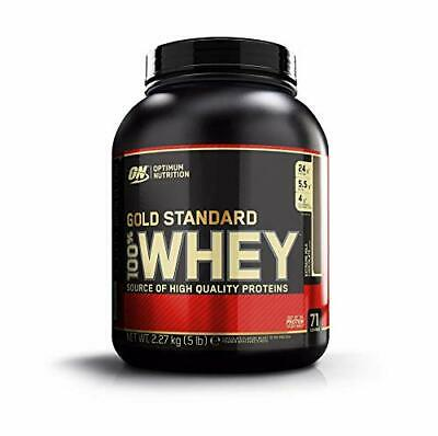 Optimum Nutrition Gold Standard Whey Protein Powder with Glutamine and Amino Aci