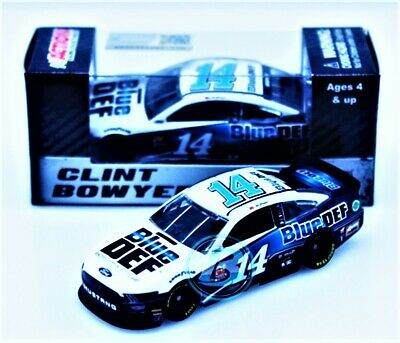 Clint Bowyer 2019 ACTION 1:64 #14 BlueDEF Ford Mustang Nascar Monster Diecast