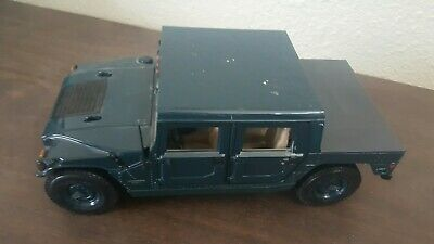 1:24 Scale HUMMER DieCast Metal Model Hard Top SUV Truck Car ~ Maisto