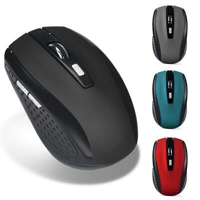 2.4GHz Wireless 2000DPI Cordless Optical Vogue Mice USB Interface For PC Laptop