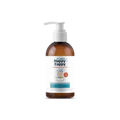 Dr. Eddie's Happy Cappy Medicated Shampoo for Children, Treats Dandruff and S...
