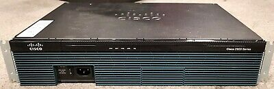 Cisco 2900 2911 K9 V07 Integrated Services Router