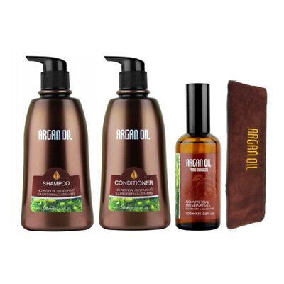 NEW Argan of Morocco Value Pack