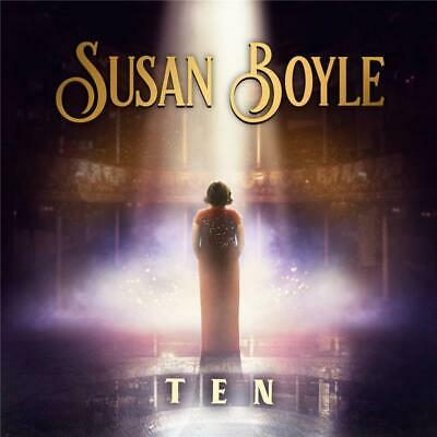 Susan Boyle Ten CD NEW