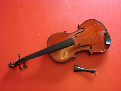Violon Ancien Mirecourt Luthier Guarnerius