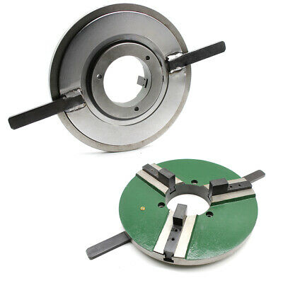 12/'/' 3 Jaw Chuck Tool 300mm Self Centering Welding Table Chuck WP-300 Reversible