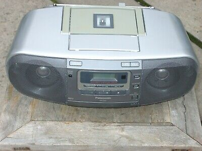 Panasonic Boom Box RX-D50 -no remote-