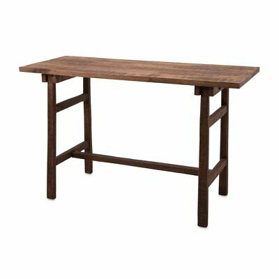 Imax Farm Console Table, Brown