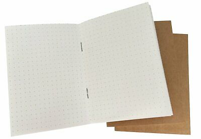 DOTTED BULLET JOURNAL/NOTEBOOK - Lemome A5 Hardcover Dot Grid