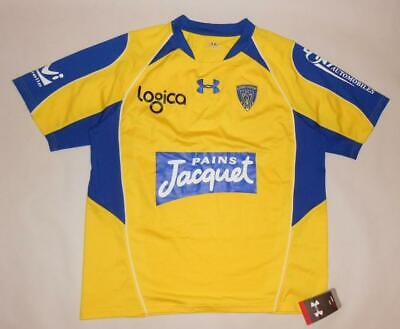 e0fb02f0546 NEW RUGBY SHIRT UNDER ARMOUR CLERMONT AUVERGNE (XXL) Jersey Trikot Maillot