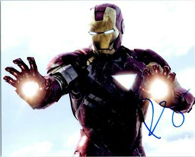 Robert Downey Jr autographed signed 8x10 Photo Picture pic + COA