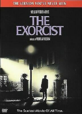 The Exorcist: The Version You've Never Seen (DVD, 2000) DISC ONLY - NO COVER ART