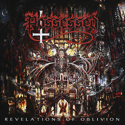Possessed Revelations Of Oblivion Revelations Of Oblivion Vinyl 2 LP NEW sealed