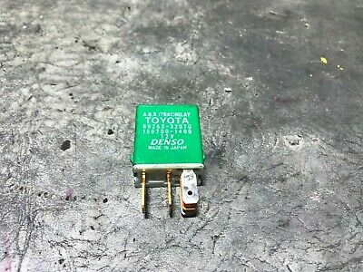 2008 Lexus Is220D Manual Green Abs (Trac) Relay 156700-1400 Denso